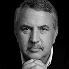 Thomas L. Friedman, New York Times columnist