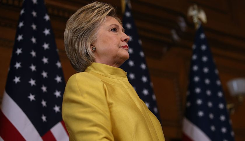 Why Hillary Clinton Should Choose a Republican Vice President