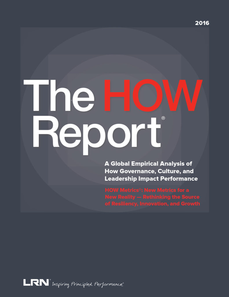 The How Report