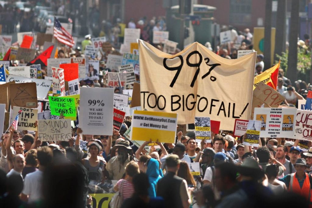 Rethinking Occupy Wall Street - How is the Answer
