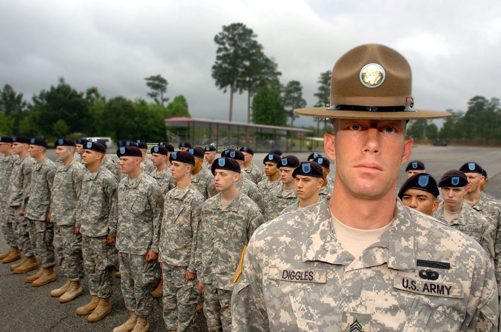 Basic Training Photos >> Army S Basic Training Is No Longer Basic Lessons For Business How
